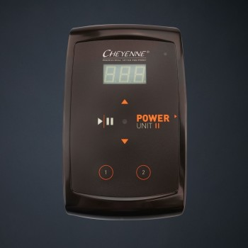 Cheyenne PU II Tattoo Power Unit