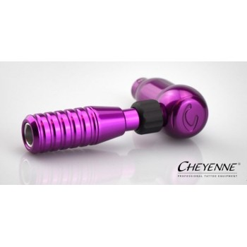 Cheyenne Hawk THUNDER PURPLE GRIP 19MM