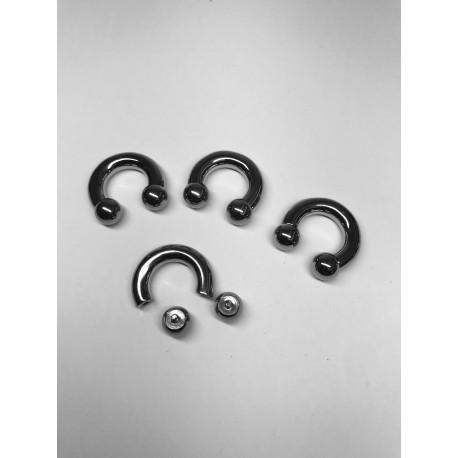 circular titanio 4mm