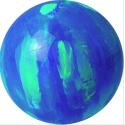 opal ball 3x1.2mm blu
