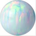 opal ball 3x1.2mm wh