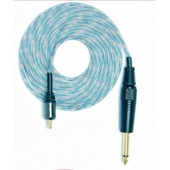CAVO ELETTRICO RCA METAL / CLIP CORD RCA