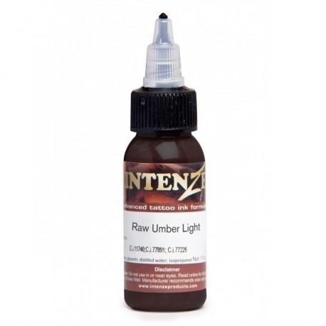 Raw Umber Light - Mike De Masi - 30ml