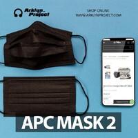 Mascherina chirurgica APC Mask 2 Confezione da 50 pz  www.arklynproject.com