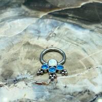 #TITANIO ARKLYNPROJECT VISITA IL SITO WWW.ARKLYNPROJECT.COM #brand#tattoogirl#tattooartist #arklynproject #Steel #piercing #concention#brass #brassjewelrydesigns #opal#sintetis#seguimi#arte#piercinporn#tribal#esteta#club#venezia#veneto#venetogram#milano#tattoo#pietra#arklynproject